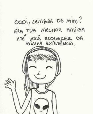 Oi, você se lembra de mim?