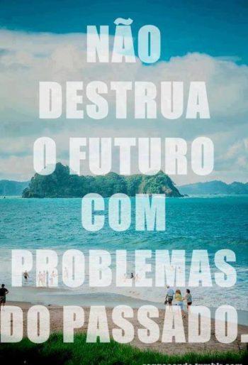 Problemas do passado