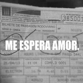Me espera amor