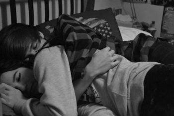 Um abraço