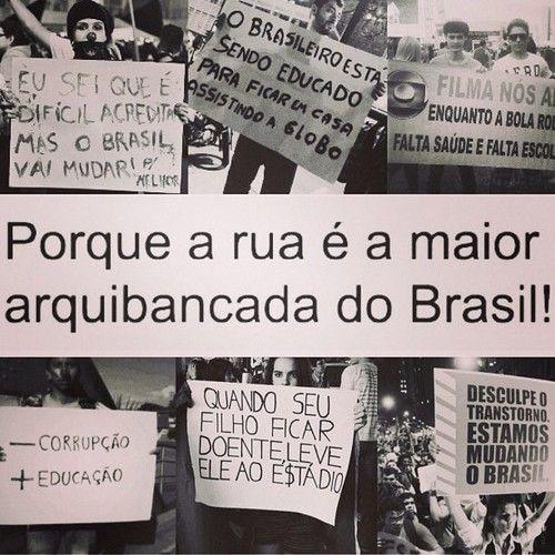 Maior arquibancada do Brasil