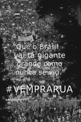 #vemprarua