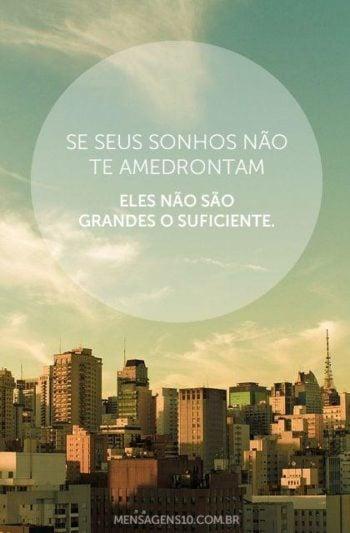 Grandes sonhos