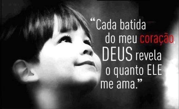 Cada Batida Do Meu Coração, Deus Revela O Quanto Ele Me Ama