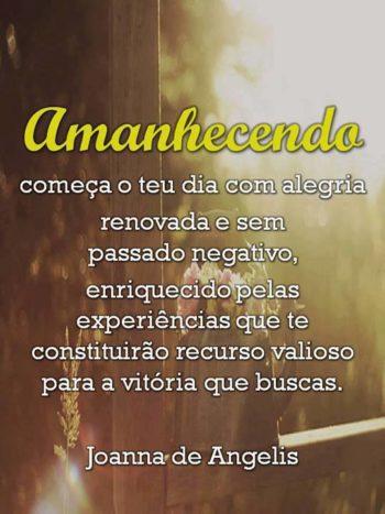 Amanhecendo