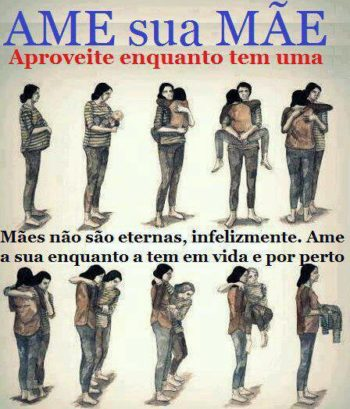 Ame sua mãe