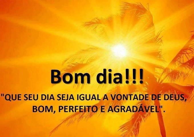 Imagem De Bom Dia Evangélica: Mensagens De Bom Dia