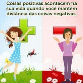 Coisas positivas