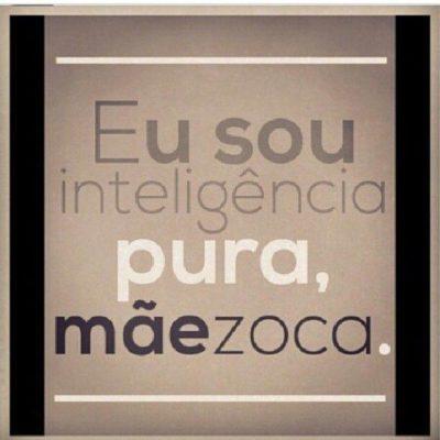 Eu sou a inteligência pura
