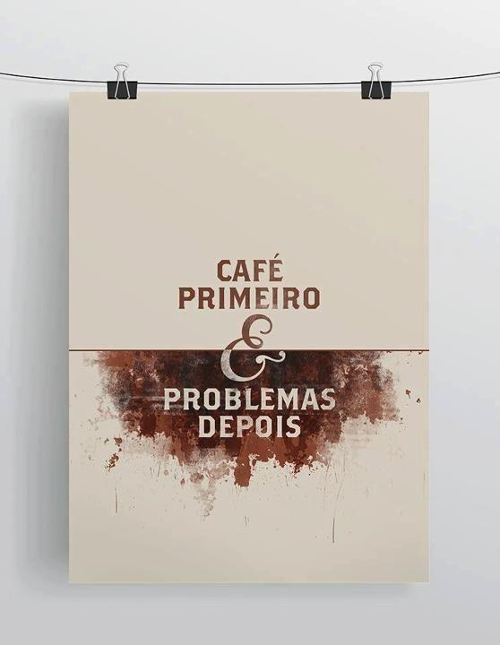 Café e problemas