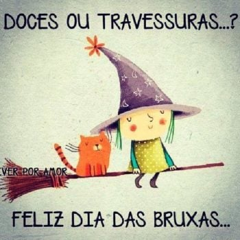 Doces ou travessuras?