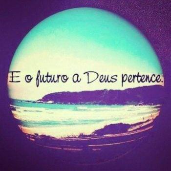 E o futuro?