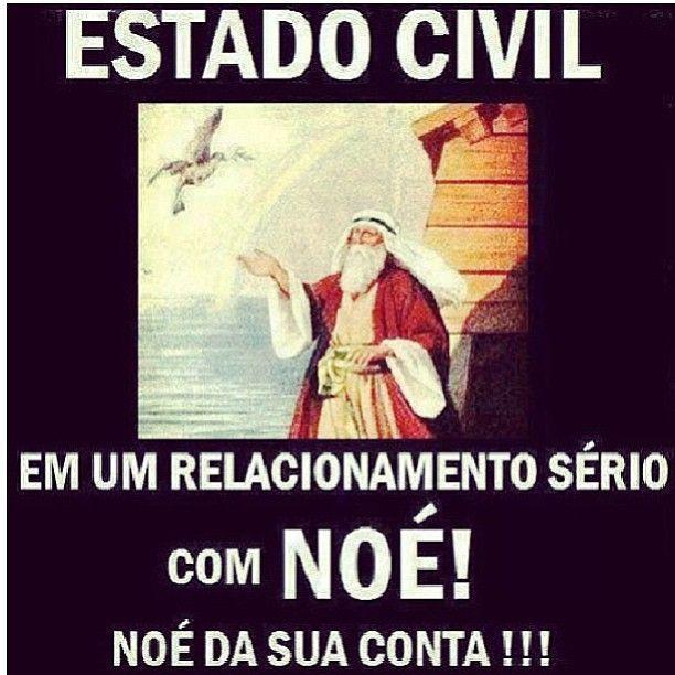 Estado Civil Em Um Relacionamento Sério Com Noé Noé Da Sua
