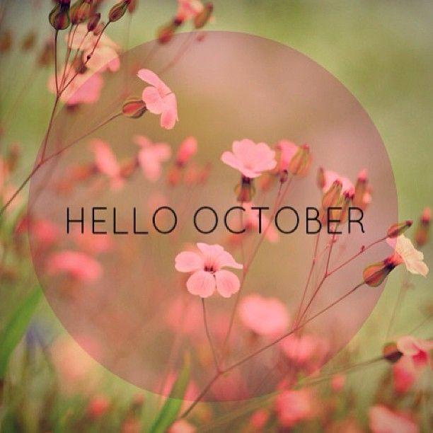 Welcome October Quotes. QuotesGram