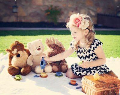 Amor de uma criança