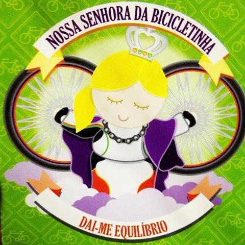 Nossa senhora de bicicletinha