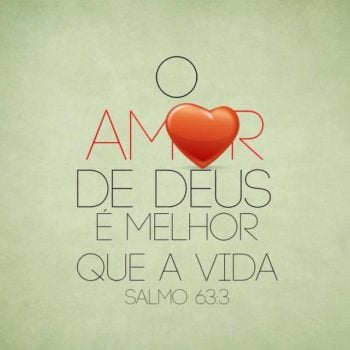 Amor de Deus