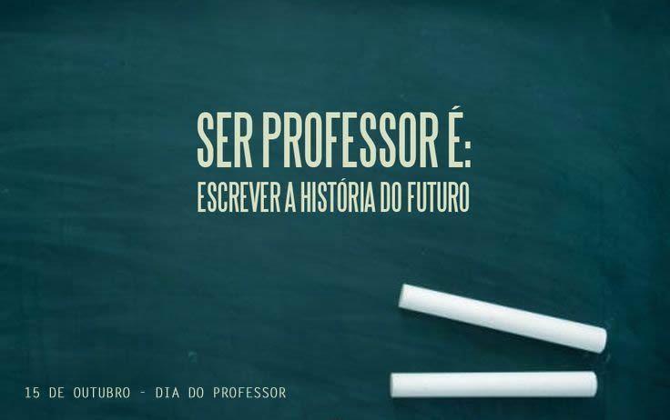Ser professor…