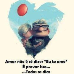 Amar não é só dizer eu te amo