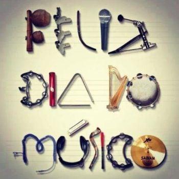 Feliz Dia do Músico