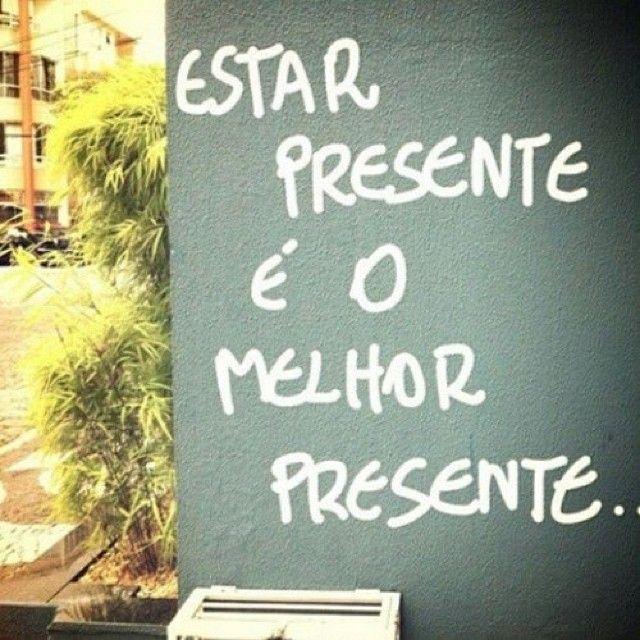 Estar presente
