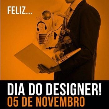 Feliz Dia do Designer