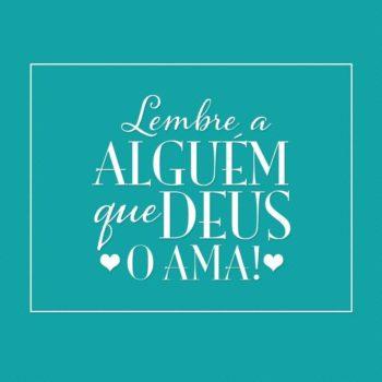 Deus o ama!