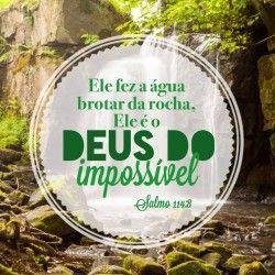 Deus do impossível