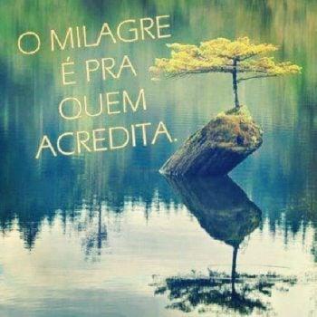 O milagre