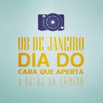 08/01 – Dia do Fotógrafo