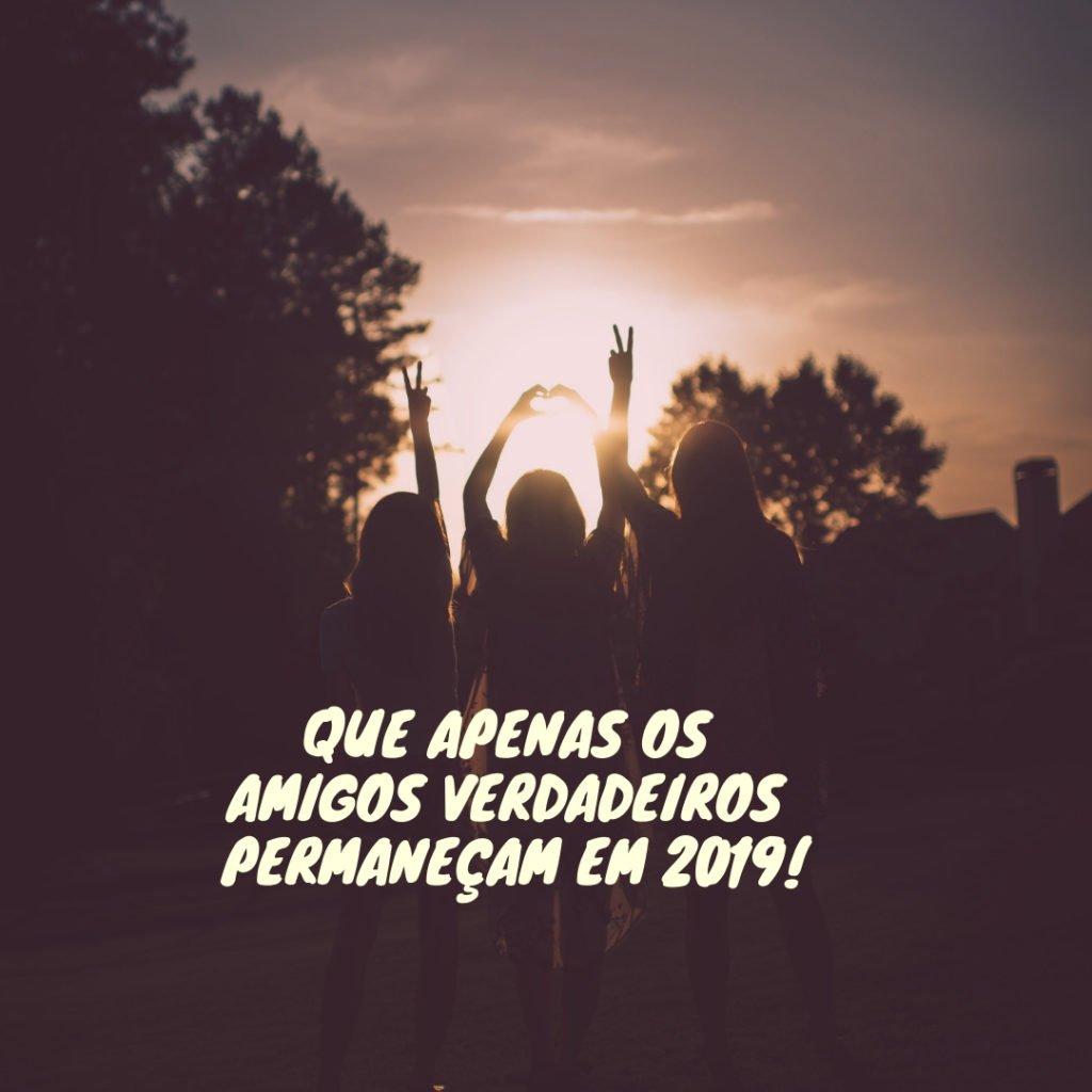 Mensagens De Ano Novo 2019