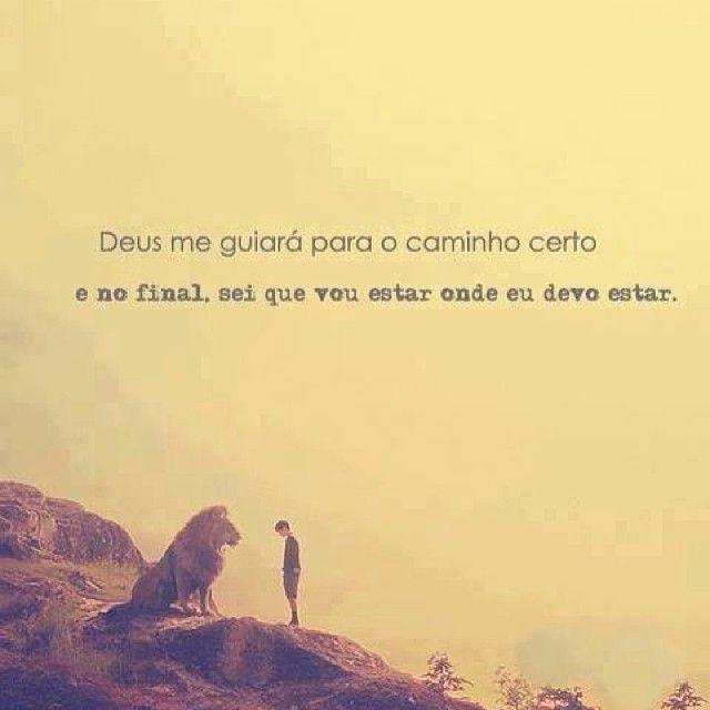 Deus me guiará