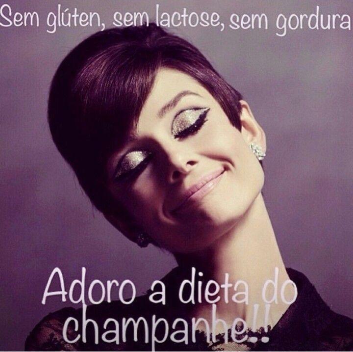 Dieta do champanhe