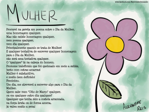 Mulher…