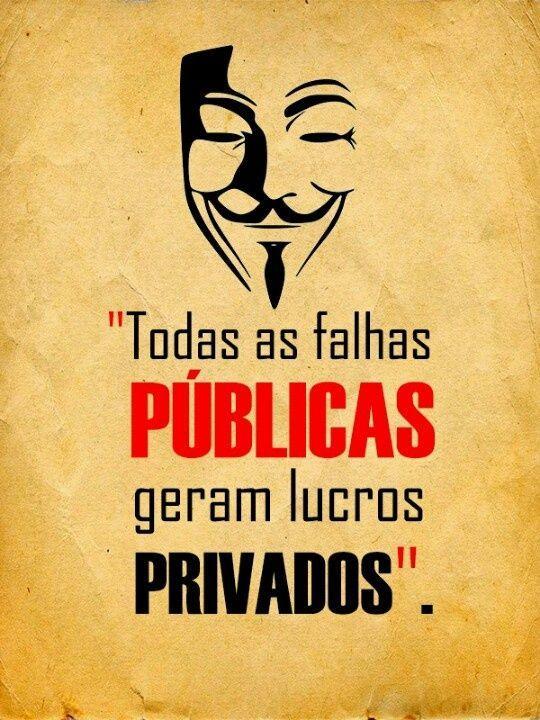 Falhas públicas