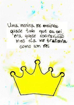 Como um rei