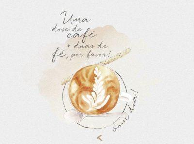 Uma dose de café