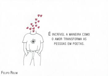 Poetas pelo amor