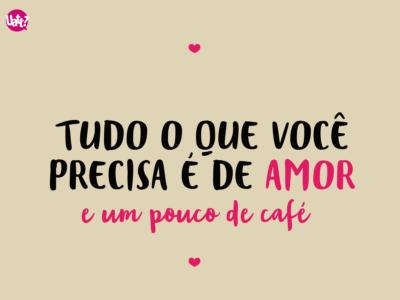 Amor e café