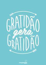 Ser grato sempre