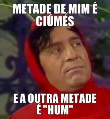 """Metade """"hum"""""""