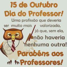 Mensagens De Dia Do Professor