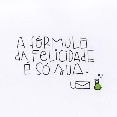 Fórmula da felicidade