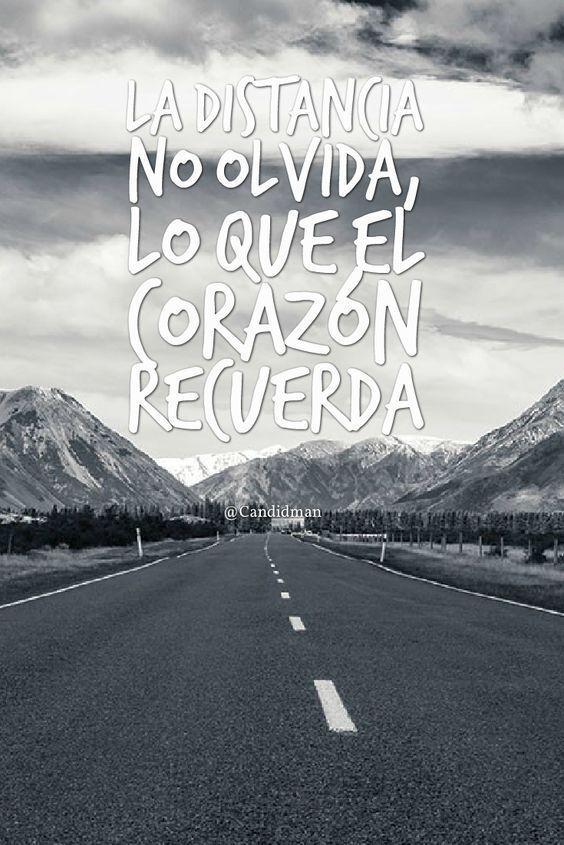 No olvida