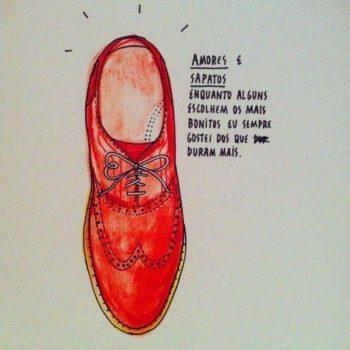 Amores e sapatos