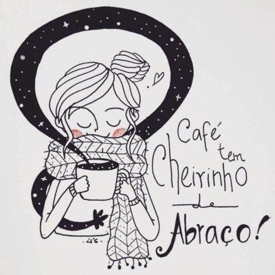 Mais café por favor