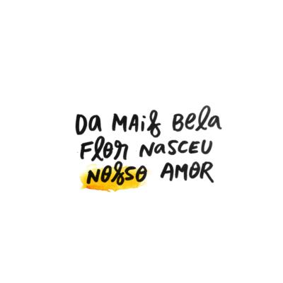 Flor e amor
