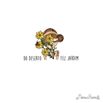 Regue as flores