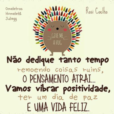 Vibrar positividade
