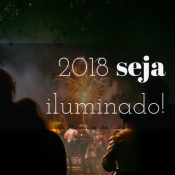 Bem vindo 2018